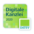 Label Digitale Kanzlei 2020 -